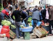 Van'da 4 günlük yasak ve ramazan öncesi yoğunluk