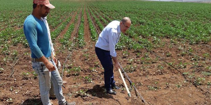 """Bestami Türkmen """"18 yılda çiftçilerimizin geldiği nokta içler acısı bir durumdadır"""""""