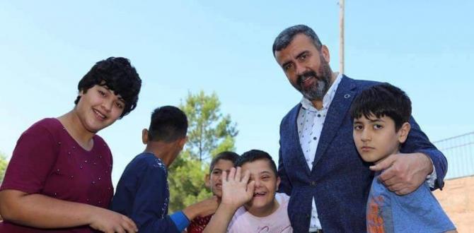 Başkan Altan Engelliler Haftası nedeniyle mesaj yayınladı
