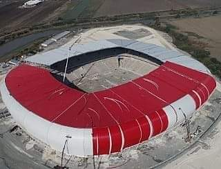 Yeni Stadyum için ödenek geldi!
