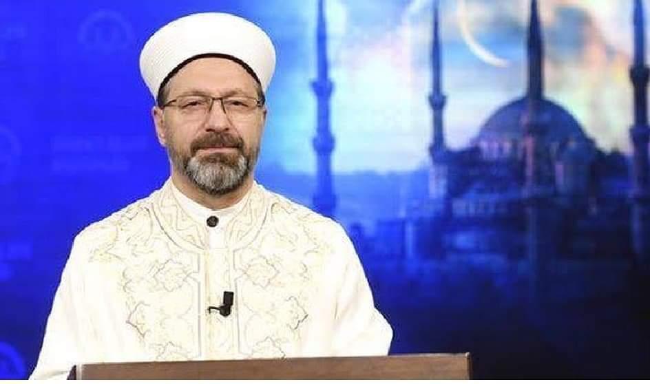 Diyanet İşleri Başkanı Ali Erbaş: 12 Haziran'da camilerde namaz kılacağız
