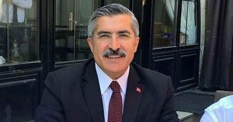 Hatay Milletvekili Hüseyin Yayman'dan Bayram Mesajı