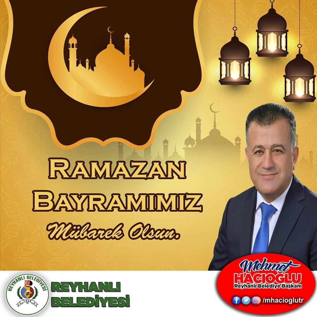 Başkan Mehmet Hacıoğlu'nun Ramazan Bayramı Mesajı
