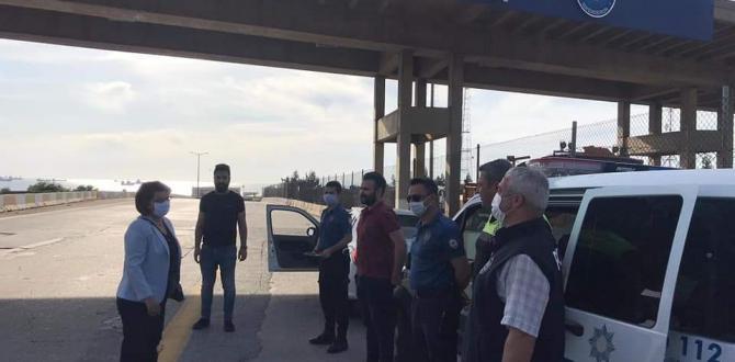 MİLLETVEKİLİ SUZAN ŞAHİN POLİS VE ASKERİMİZİ UNUTMADI