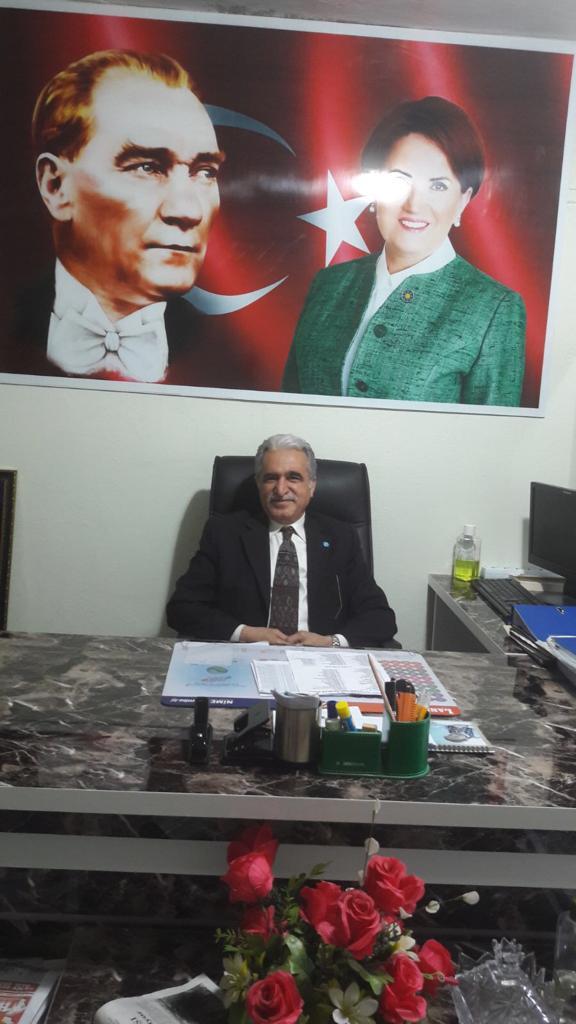 Kemal İmren'in Ramazan Bayramı Mesajı