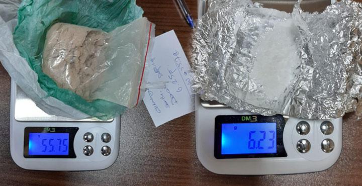 Kırıkhan'da Uyuşturucu Ele Geçirildi