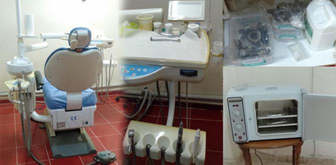Kaçak Diş Muayenehanesine Polis Baskını