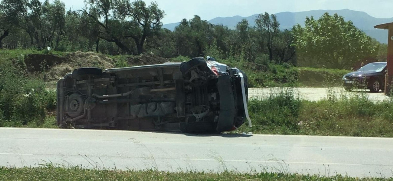 Hatay'da Feci Kaza: 1 Yaralı