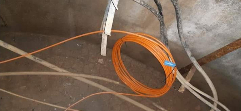 Payas İlçesinde Kablolar Çalındı Mahalle İnternetsiz Kaldı