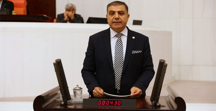 Milletvekili Güzelmansur'dan Akaryakıt Kaçakçılığı için Meclis Önergesi