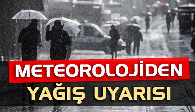 Hatay için Meteorolojiden Önemli Uyarı