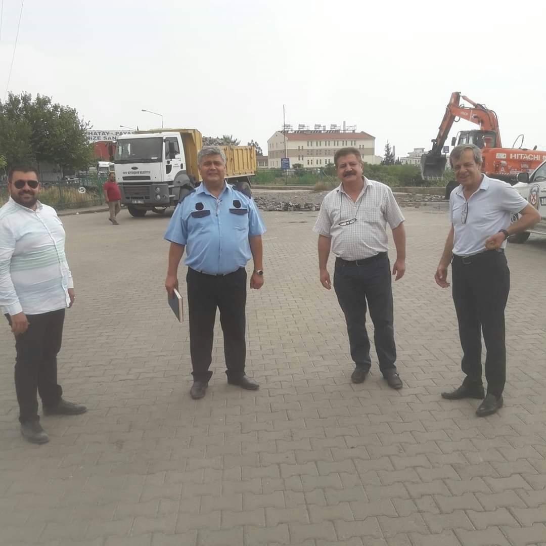 CHP Hatay Milletvekili Suzan Şahin'in Girişimiyle Payas İlçesinde Asfalt Yol Çalışmaları Başladı