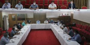 Hatay İl Sağlık Yöneticileri Toplandı
