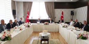 CHP'li Büyükşehir Belediye Başkanları Ankara'da