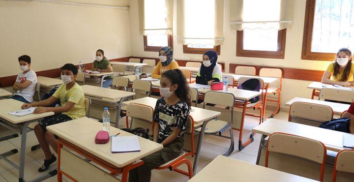 HBB Destek Eğitim Merkezinden Öğrencilere Eğitim Desteği