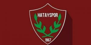 Hatayspor'Da 1.Kamp Dönemi Yarın Başlıyor