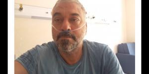 Gazeteci M. Garip Siper Koronaya Yakalandı