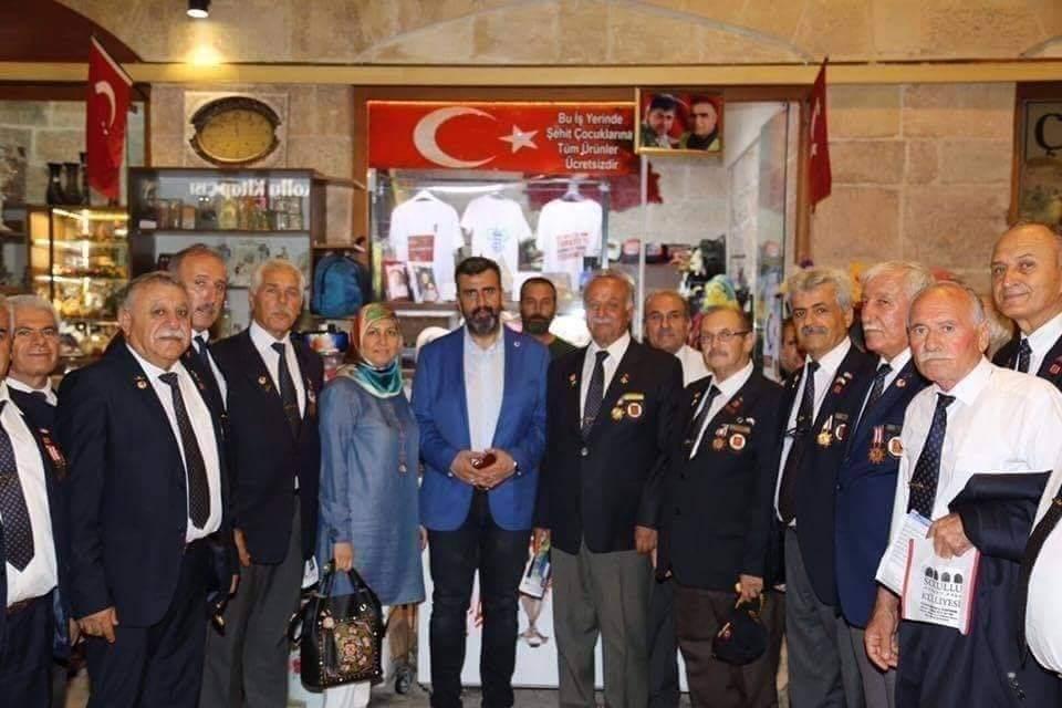 Başkan Altan'ın Şehitler Ve Gaziler Günü Mesajı