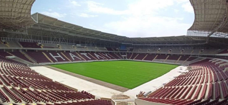 Vali Doğan'Dan Yeni Hatay Stadyumu Paylaşımı