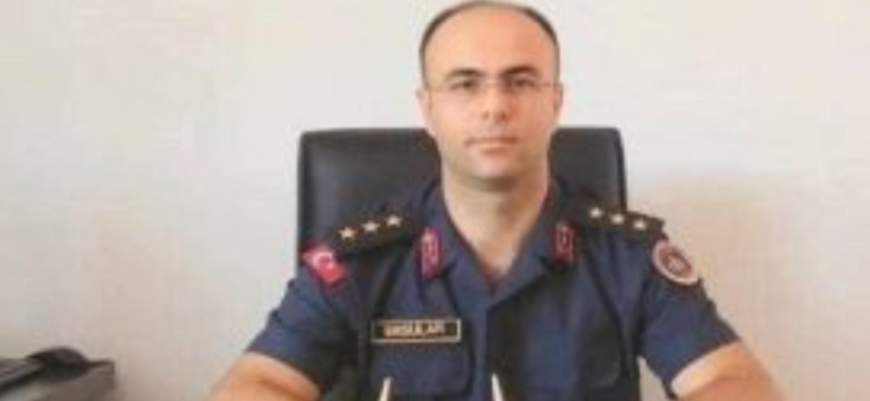 Payas Jandarma Eski Komutanı Fetö Dan  Gözaltında Alındı
