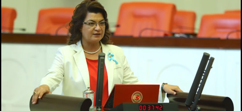 Suzan Şahin'Den Tarım Ve Orman Bakanına Soru Önergesi