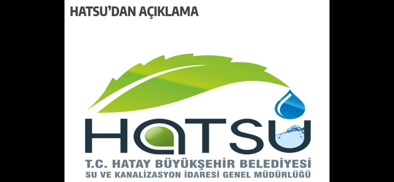 HATSU'Dan Açıklama