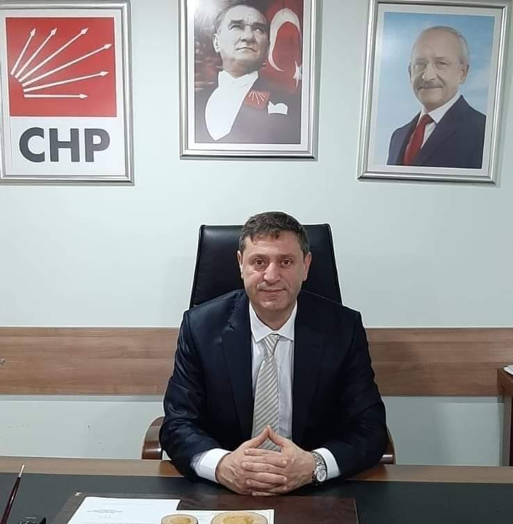 CHP Defne İlçe Başkanı akın Parlak Yıldız