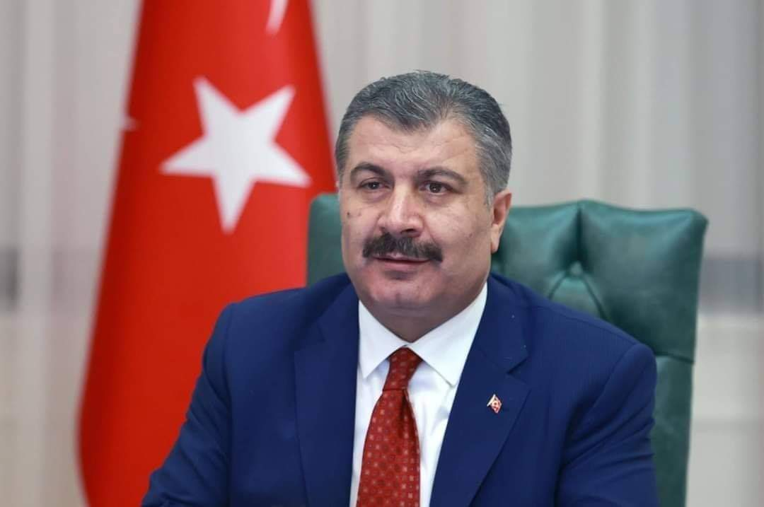 Sağlık Bakanı Fahrettin Koca Adanada Canlı Yayında Payas ilçesine Hastane Yapılacağını Söyledi