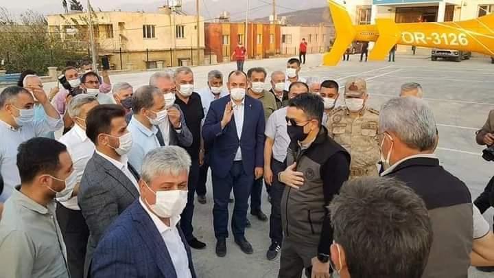 """MHP İl Başkanı Adal """"Devletimizin Ve Milletimizin Yanındayız"""""""