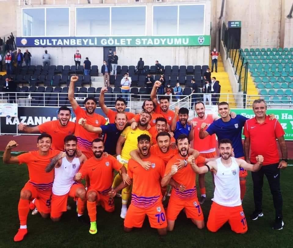 İskenderun Futbol Kulübü İstanbul Çengelköyspor' U 1-0 Mağlup Etti