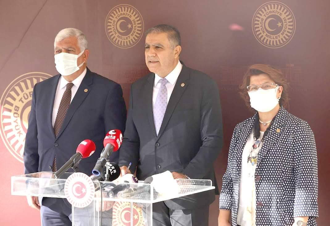 "CHP Hatay Milletvekili Güzelmansur ""Pazar Kaybetme Lüksümüz Yok"""