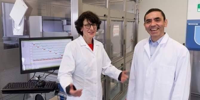 İskenderunlu Profesör Buldu! Koronavirüs Aşısı Almanya'Da İki Hafta Sonra Eczanelerde