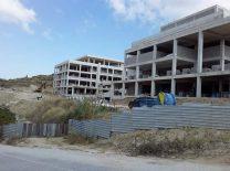 Samandağ Devlet Hastanesi Yapımı Hızlı Şekilde Sürüyor