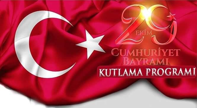 İskenderun Kaymakamlığı Cumhuriyet Bayramı 97.Yıl Programı Yayınladı