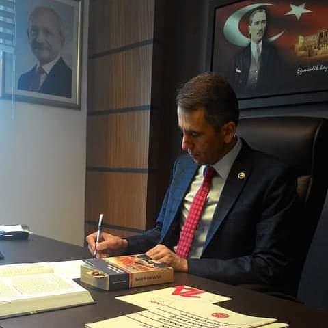 Milletvekili Serkan Topal'In Testi Pozitif Çıktı