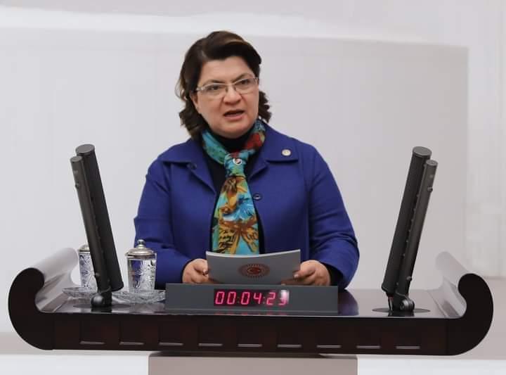 """CHP Hatay Milletvekili Suzan Şahin""""Hatay Halkının Birliğini Ve Dirliğini Hiçbir Karanlık Güç Bozamayacaktır!"""""""