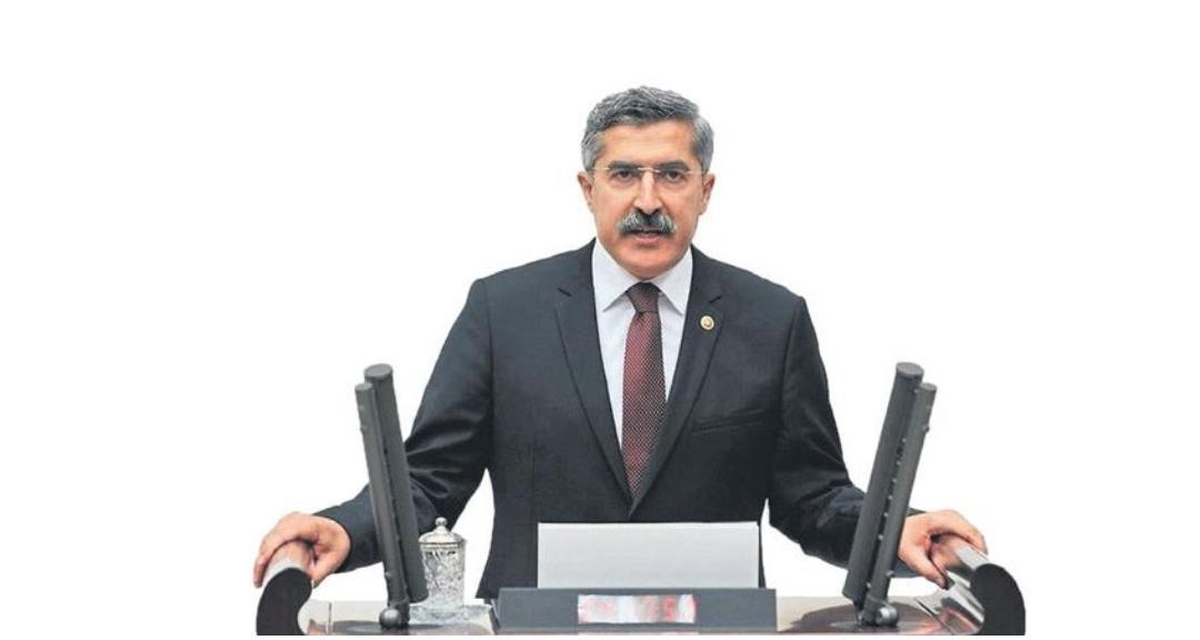 Ak parti Hatay Milletvekili Hüseyin Yayman'In Covid-19 Testi Pozitif Çıktı.