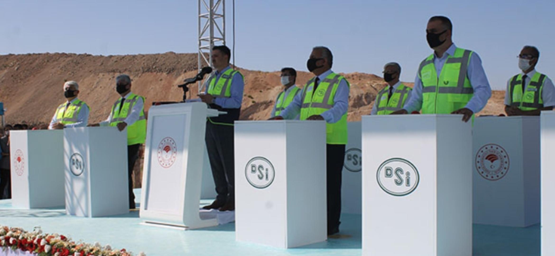 Tahtaköprü, Reyhanlı Ve Büyükkaraçay Barajları Açıldı