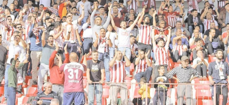 Hatay Spor Erzurum Spor Maçı Seyircili Oynanacak