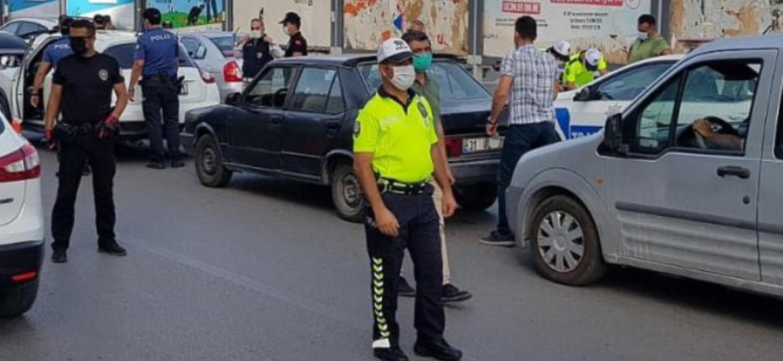 İskenderun Polisi Suça Ve Suçluya Fırsat Vermiyor…