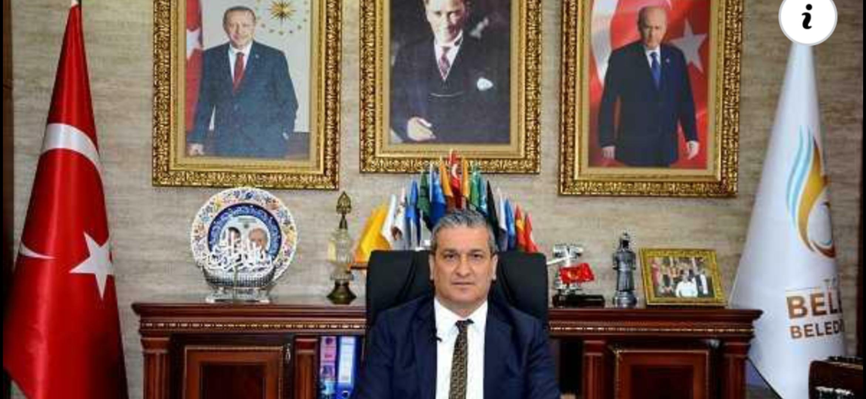 """Belen Belediye Başkanı İbrahim Gül: Hatay Yangınıyla İlgili Sabotaj İhtimali Üzerinde Duruluyor"""""""