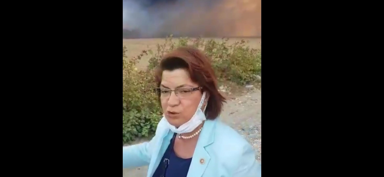 """Vekil Şahin:"""" Hatay Da 6 Ayrı Bölgede Eş Zamanlı Yangınların Çıkması Sabotaj İhtimalini Artırmaktadır."""""""