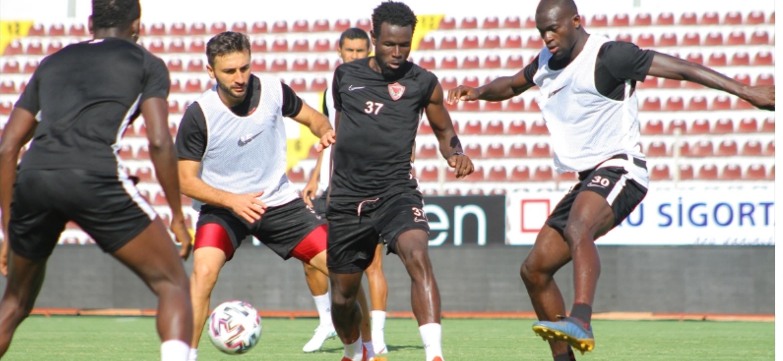 Hatayspor, Erzurumspor Maçı Hazırlıklarını Sürdürdü