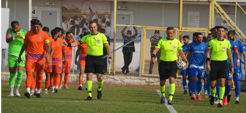 İskenderun FK Den Şok Yenilgi;İskenderun FK: 0 Nazilli Belediye Spor:4