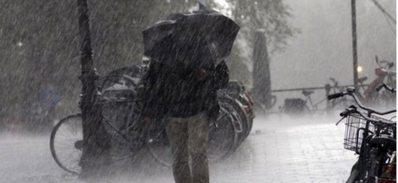 Meteoroloji, İçin 57 İle Sağanak yağış Uyarısında Bulundu