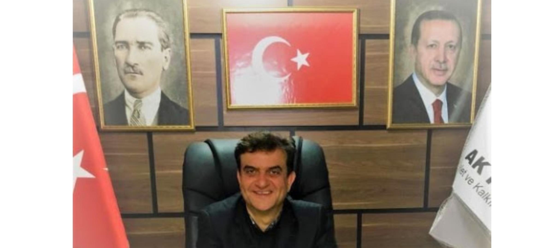 Ak Parti Samandağ İlçe Başkanı Özdemir'in Covid- 19 Testi Pozitif Çıktı.