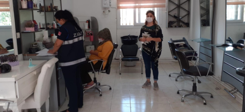 Arsuz Belediyesi Zabıta Ekipleri, Denetimlerini Sürdürüyor