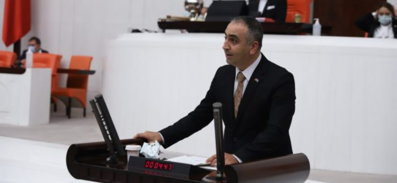 Milletvekili Kaşıkçı Hatay'I Karıştırmak İsteyenler Var