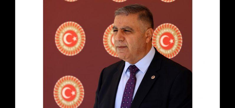 """Hatay Milletvekili Mehmet Güzelmansur:""""Son 25 Günde, 188 Hemşehrimizi Maalesef Ki Koronadan Kaybettik"""