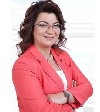 Milletvekili Suzan Şahin Yeni Yıl Mesaj